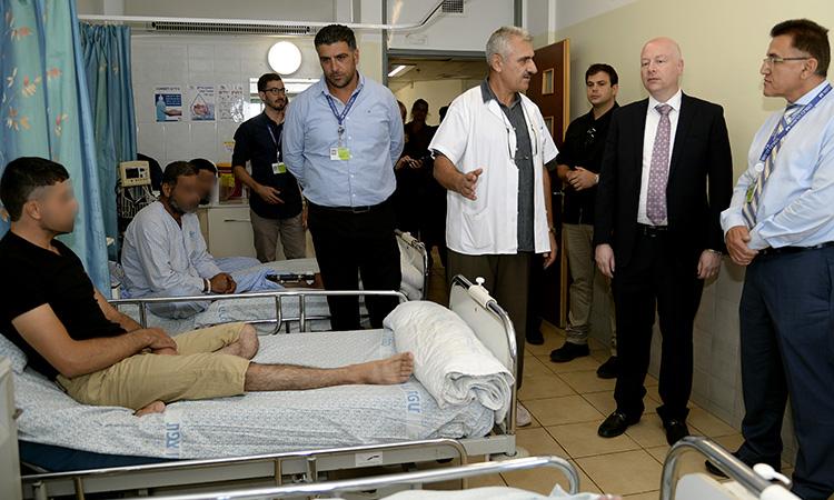 #Togo #Israel #Syrie #Exclusif #Terrorisme Gnassingbé ...