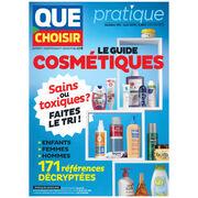 Substances toxiques et indésirables dans les cosmétiques ...