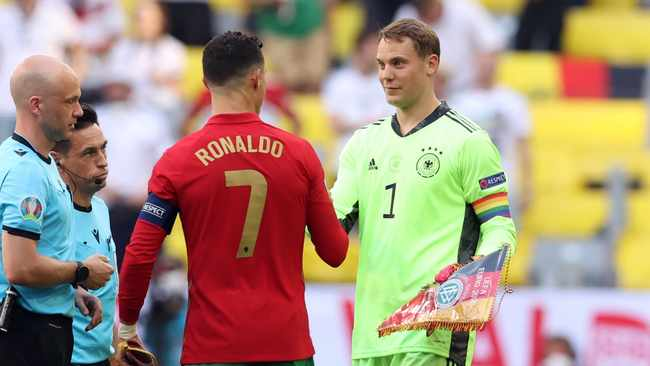 UEFA action over Manuel Neuer's rainbow armband would have ...