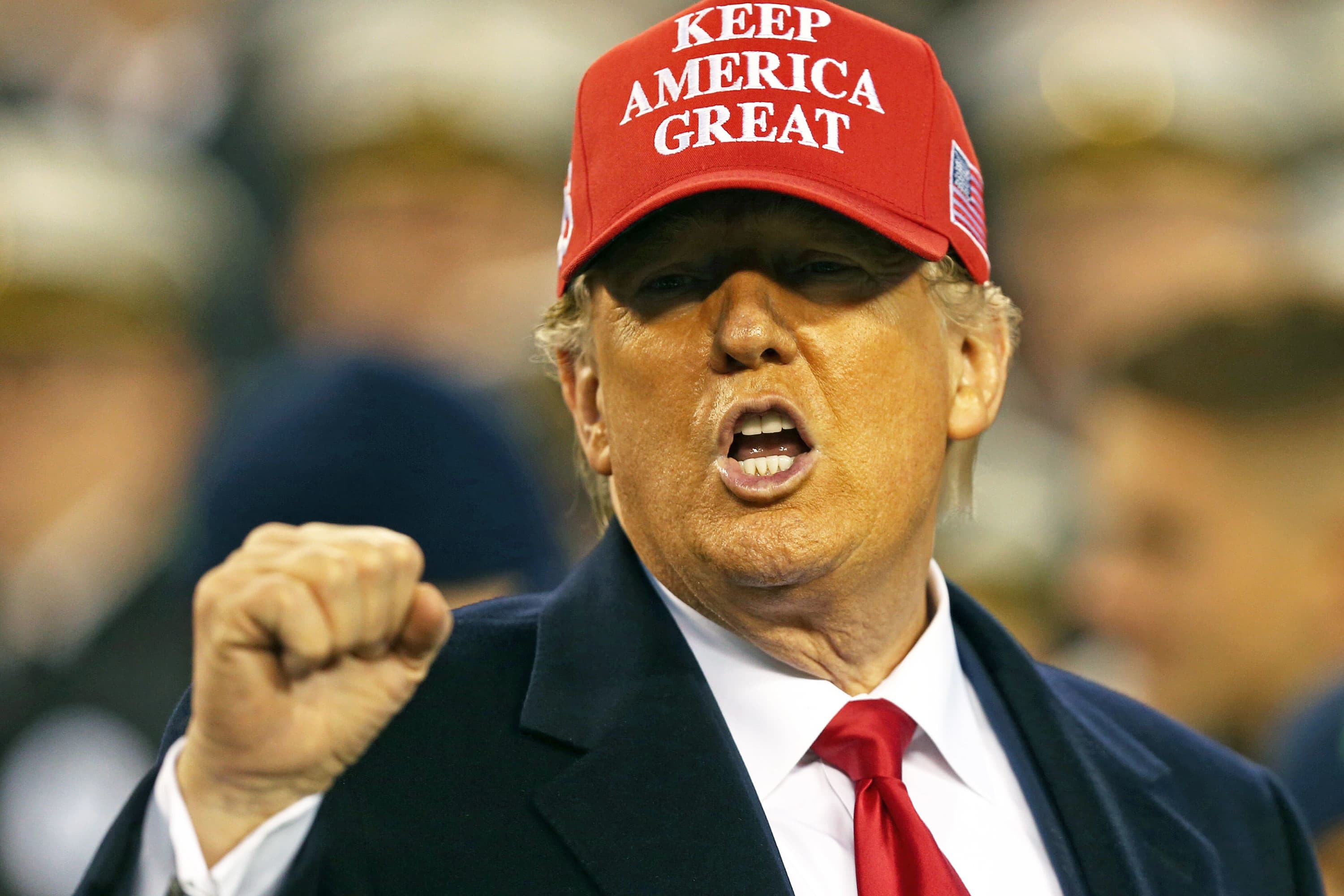 Donald Trump Campaign Raises $46 Million in Fourth Quarter…
