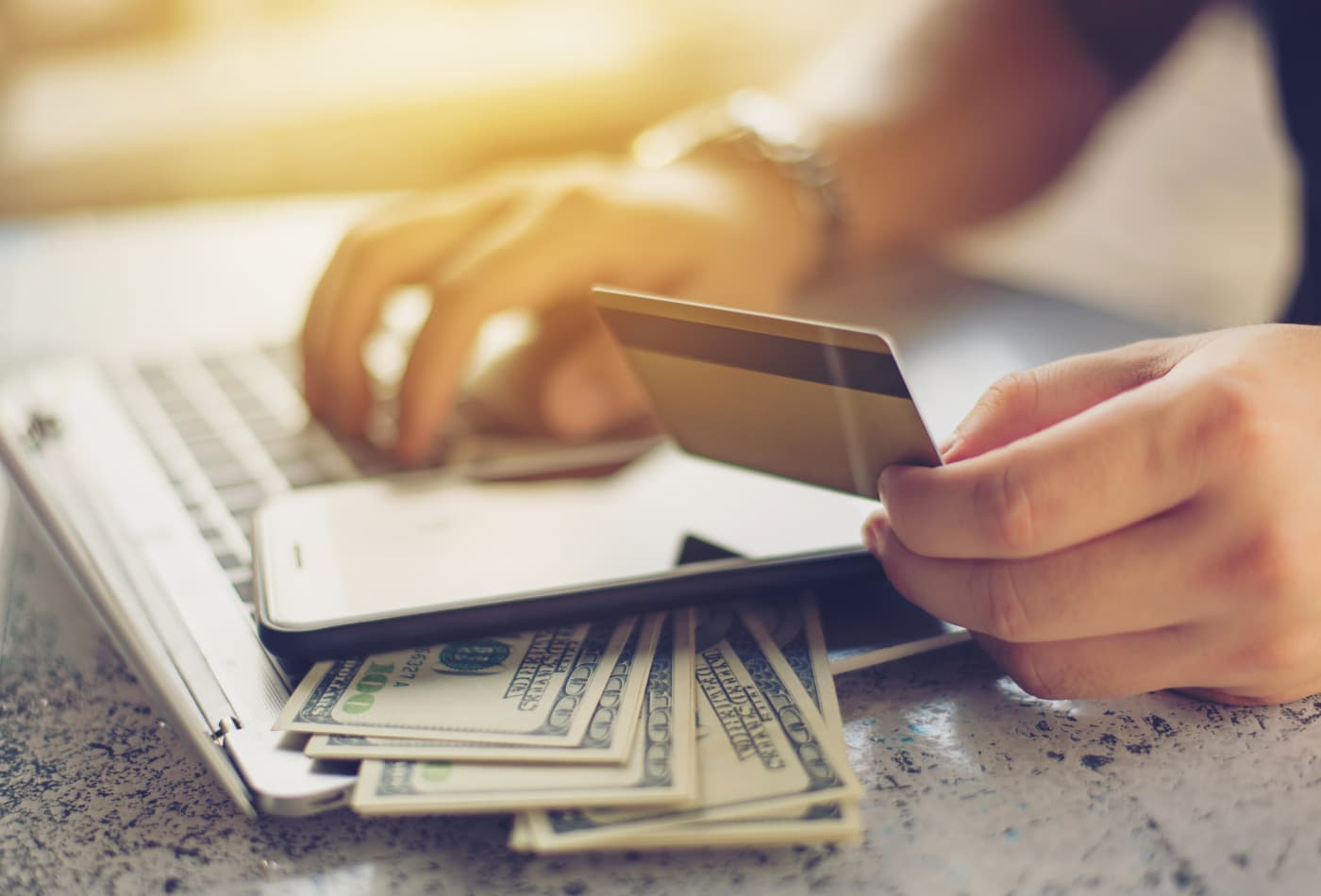 Consumer debt hits new record of $14.3 trillion…