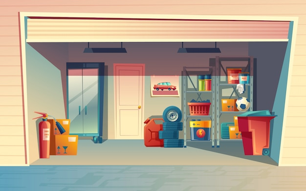Garage Vectors, Photos and PSD files | Free Download