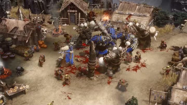 Bande-annonce SpellForce 3 : Fallen God - Les trolls ...