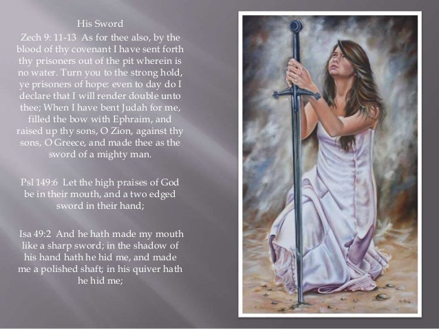Warrior Bride of Christ