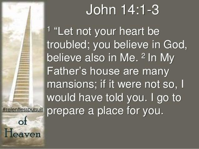Relentless Pursuit of Heaven: Don't miss it