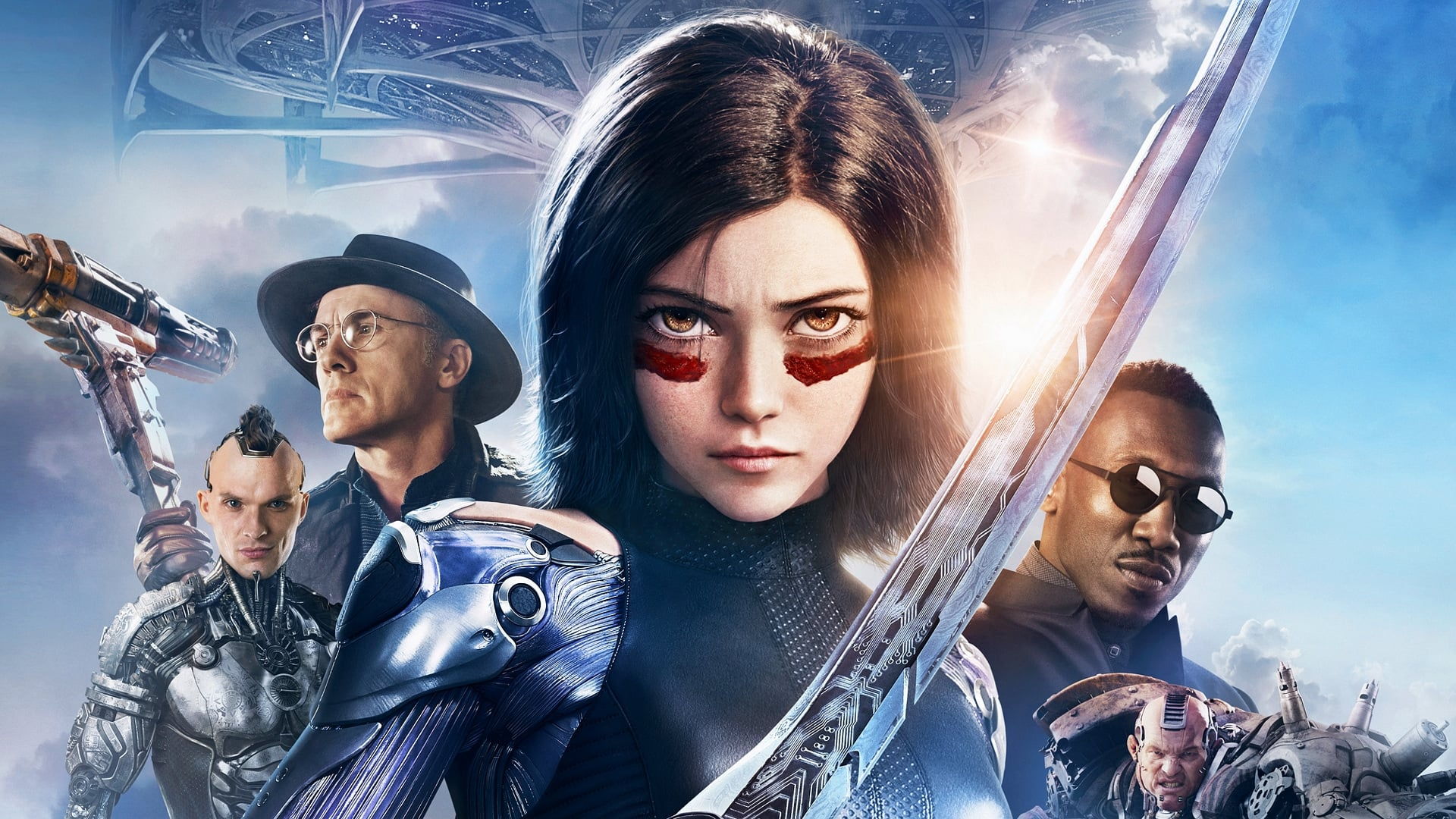 Alita: Battle Angel (2019) - Backdrops — The Movie ...