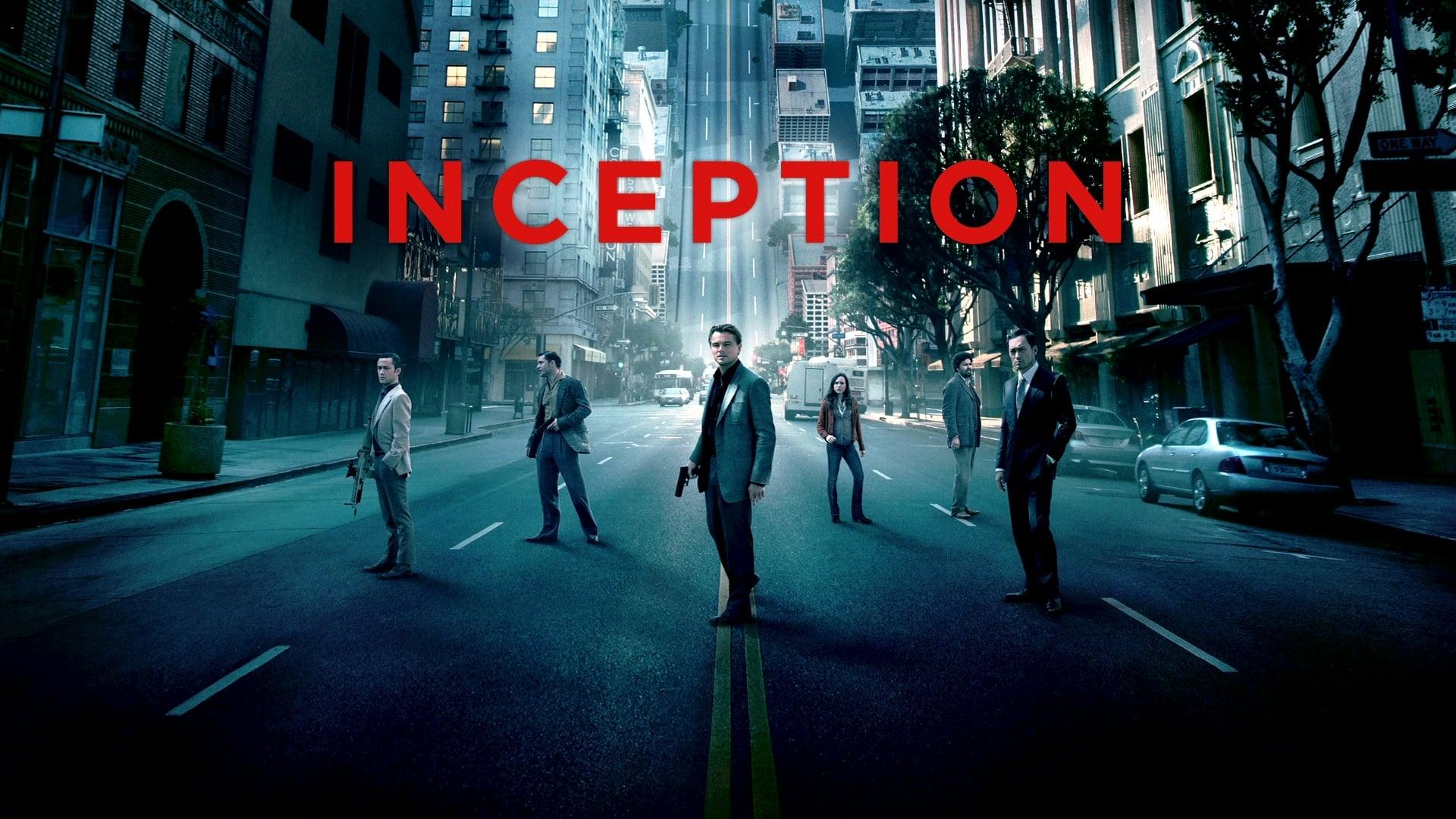 Inception (2010) - AZ Movies