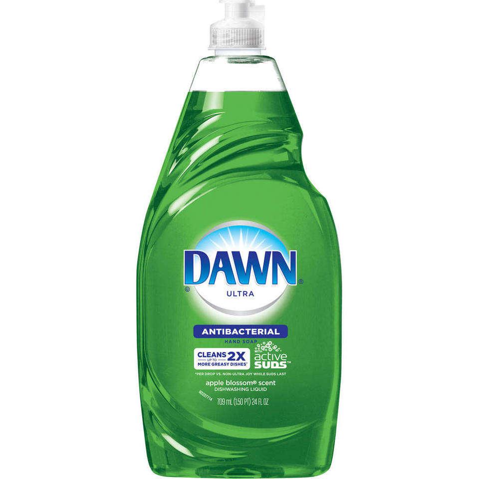 Amazon.com: Dawn Ultra Antibacterial Hand Soap Dishwashing ...