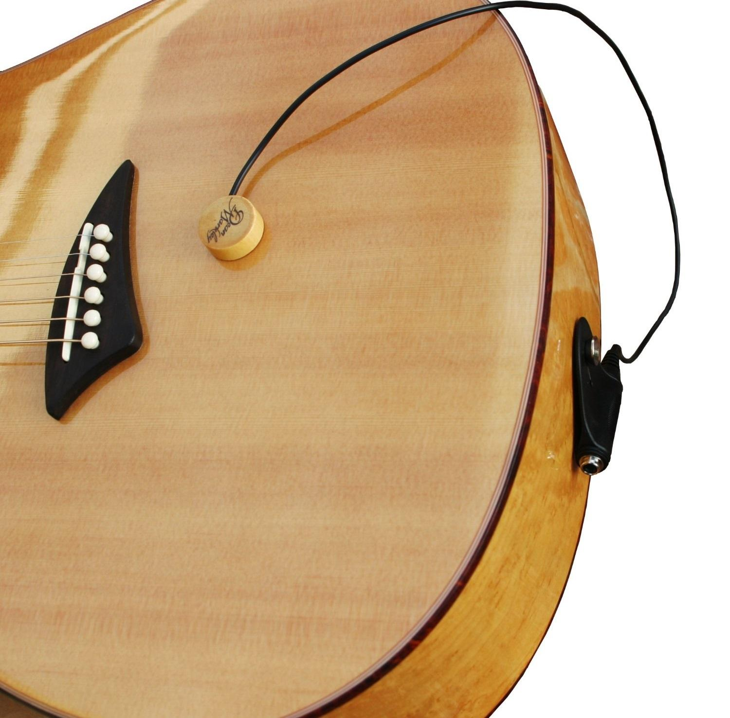 choose the best acoustic guitar pickup