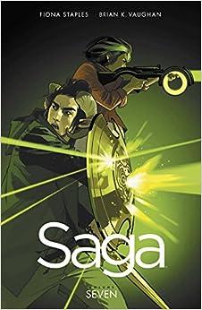 Saga Volume 7 Paperback – April 4, 2017