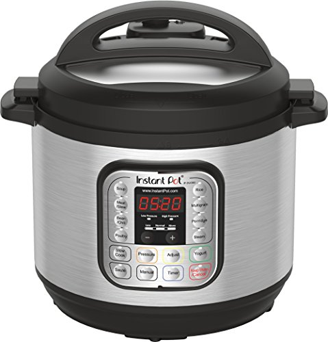 Instant Pot DUO80 8 Qt 7-in-1 Multi- Use Programmable ...