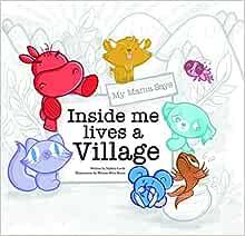 My Mama Says Inside Me Lives A Village: Nadine Levitt ...