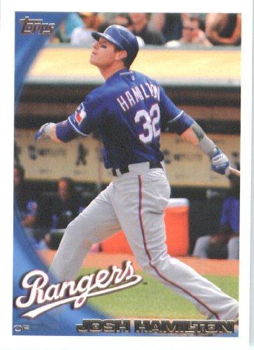 Josh Hamilton Texas Rangers Card, Rangers Josh Hamilton ...