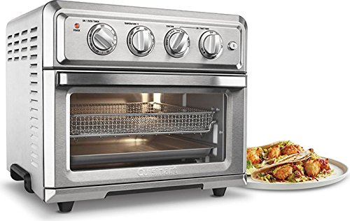 Cuisinart TOA-60 Convection Toaster Oven Air Fryer with ...