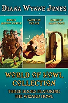 Amazon.com: World of Howl Collection: Howl's Moving Castle ...