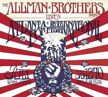 The Allman Brothers Band - The Allman Brothers Band Live at the Atlanta International Pop ...