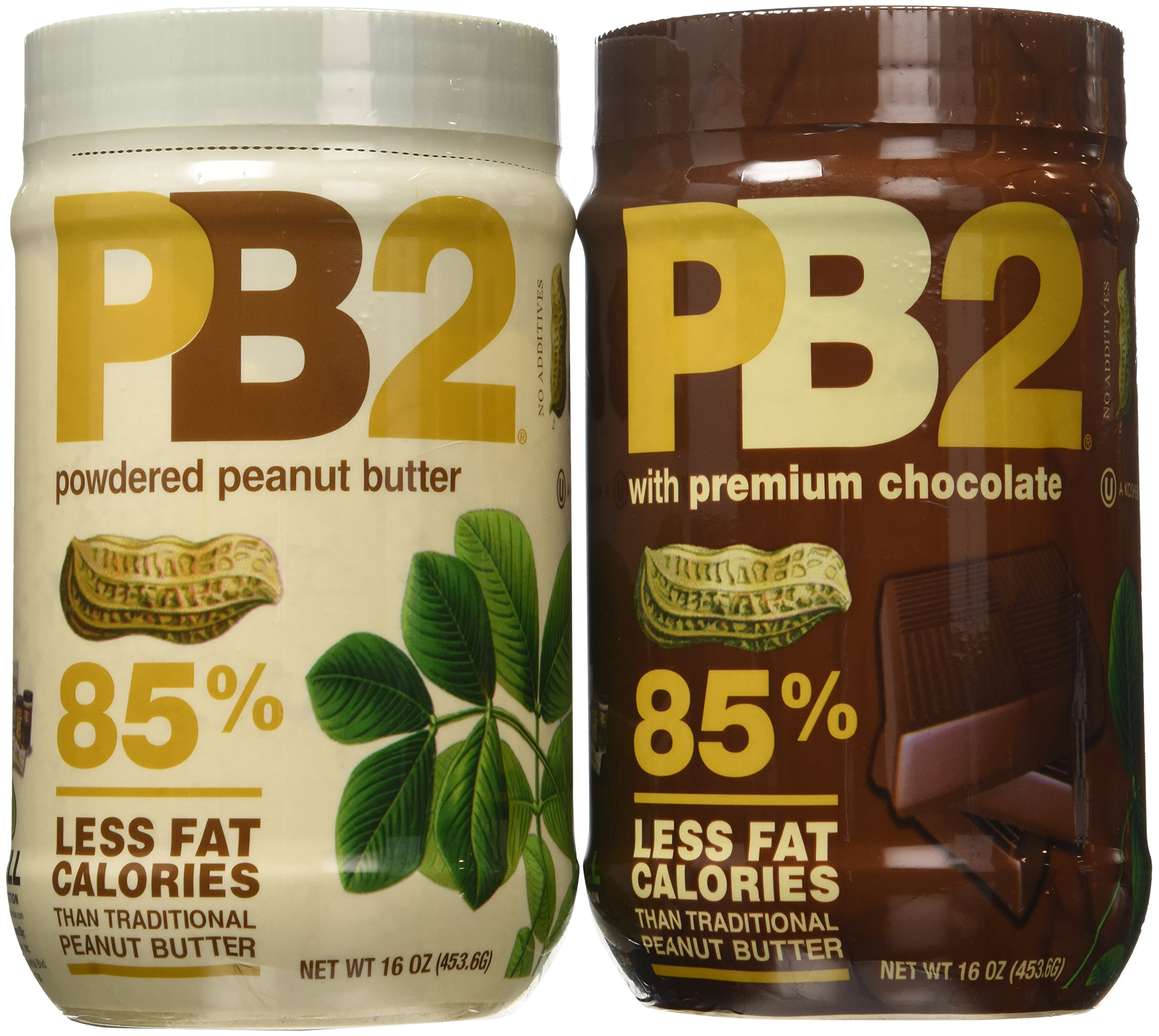Amazon.com : Bell Plantation PB2 Powdered Peanut Butter ...