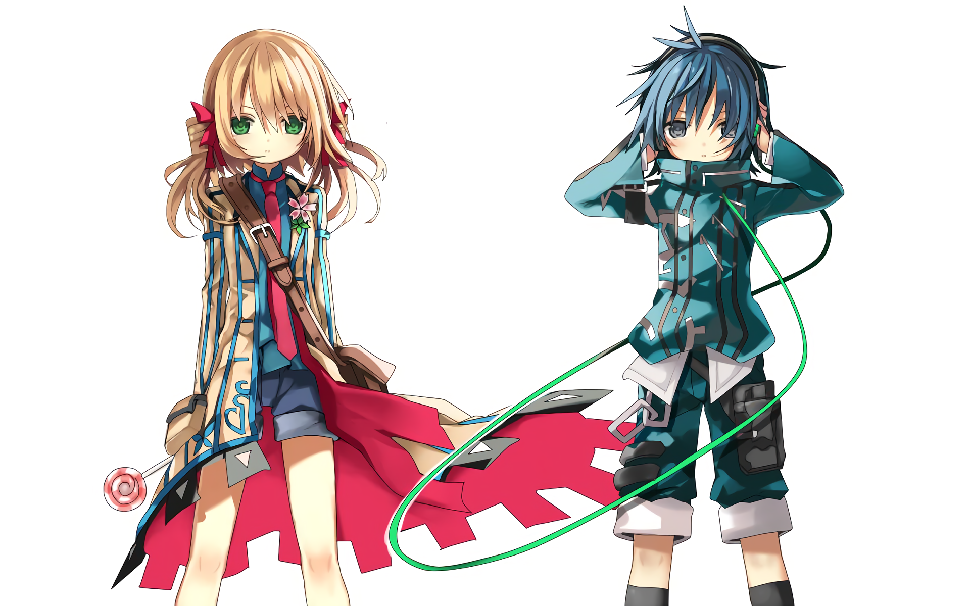 Clockwork Planet Full HD Wallpaper and Background Image ...
