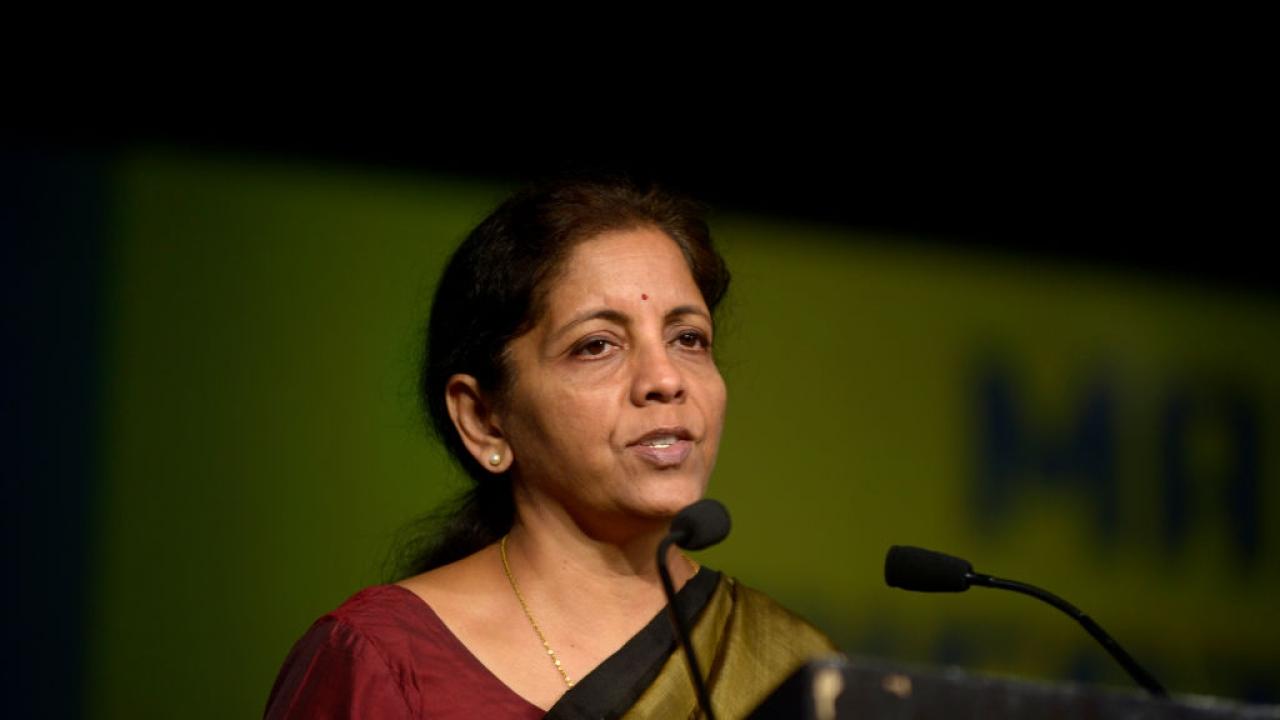 Nirmala Sitharaman Says UPA Leadership Made India 'Defence-Less'; Did ...