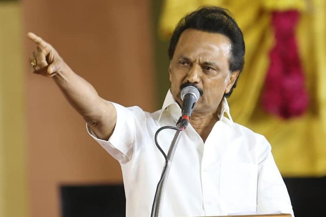 Ruling AIADMK Condemns DMK Chief Stalin For Describing ...