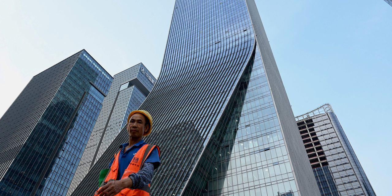 China's Property Problems Go Beyond Evergrande | Barron's