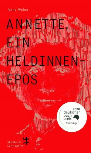 """ISBN 9783957578457 """"Annette, ein Heldinnenepos"""" - neu ..."""