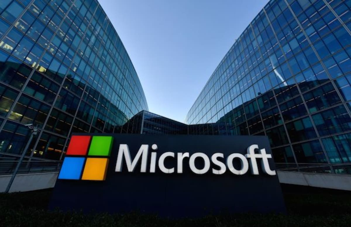 Microsoft says North Korea-linked hackers stole sensitive information…