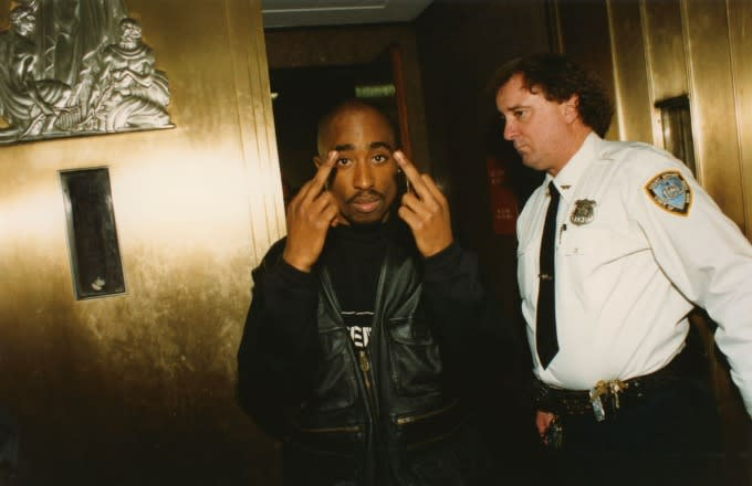 Fight About 2Pac Ends With Broken Nose and Arrest in ...