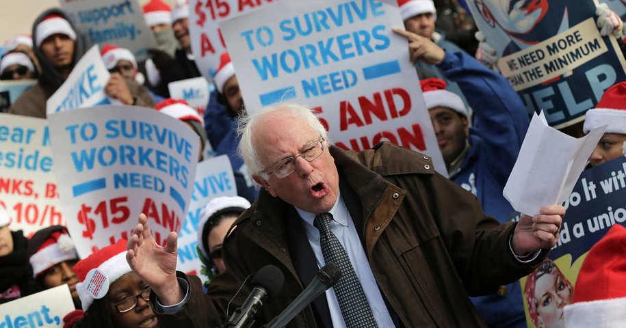 Bernie Sanders wins major New Hampshire union endorsement…