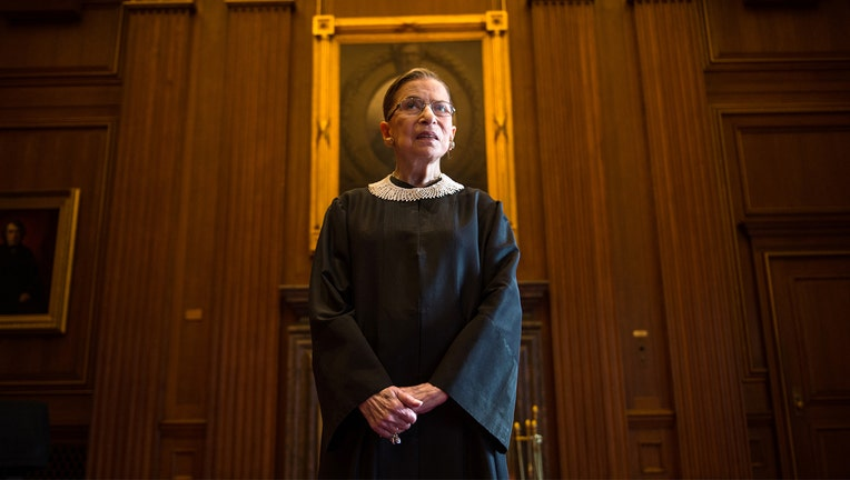 """Supreme Court Justice Ruth Bader Ginsburg hospitalized with infection, court announces. She's expected to remain in the hospital for a """"day or two""""…"""