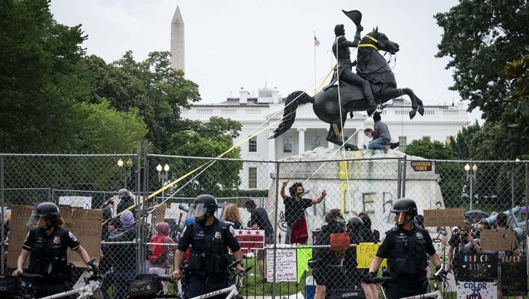 DHS deploys special federal unit to protect monuments over ...