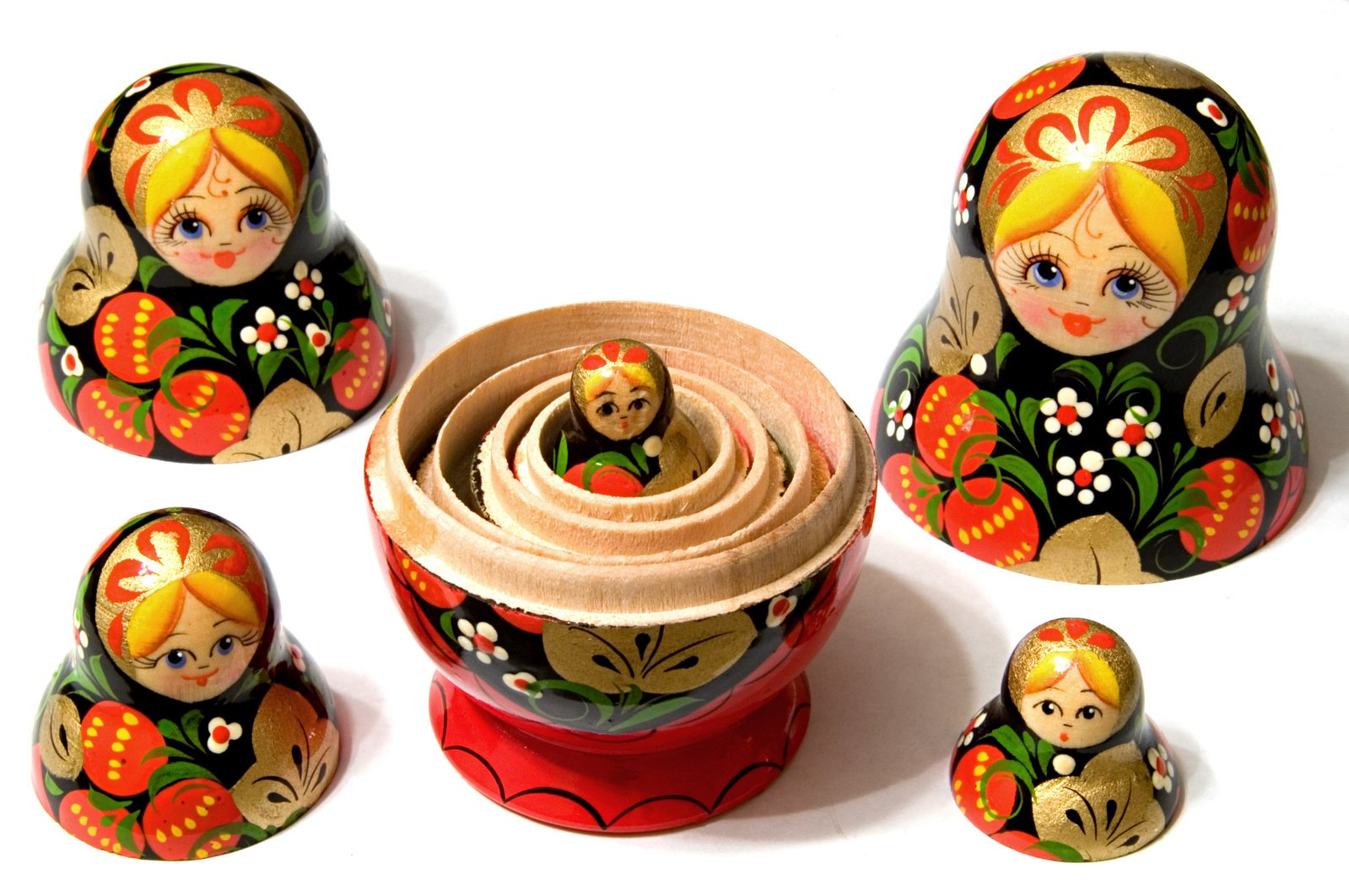 Free Russian Nesting Doll Stock Photo - FreeImages.com