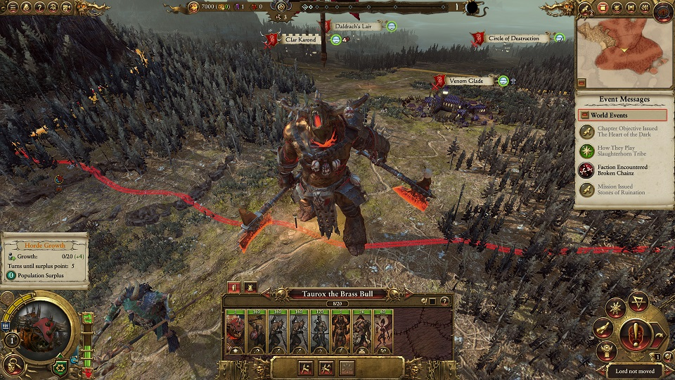 Total War: Warhammer 2 The Silence And The Fury DLC | GameWatcher