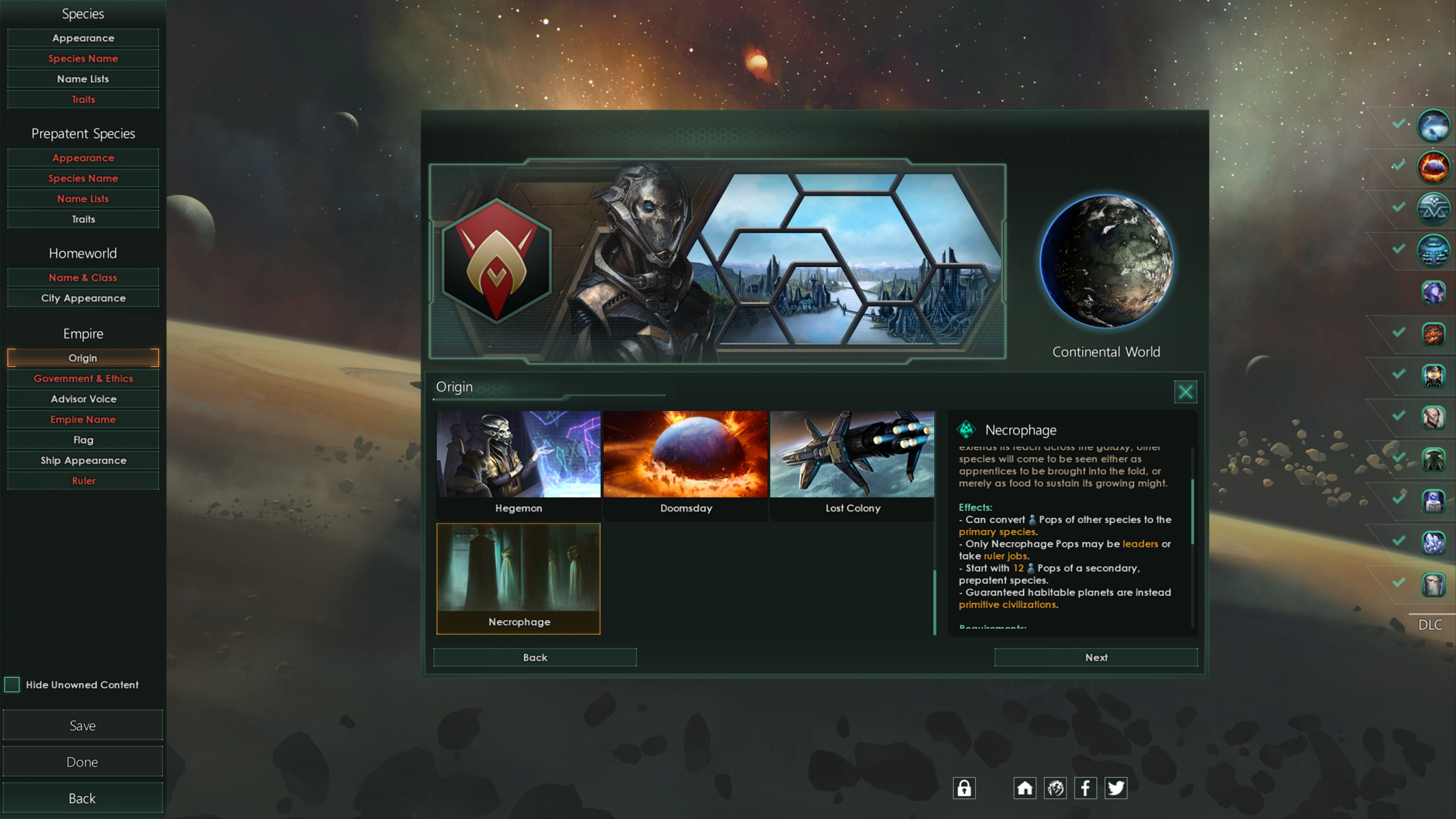 Stellaris: Necroids Species Pack PC Review | GameWatcher
