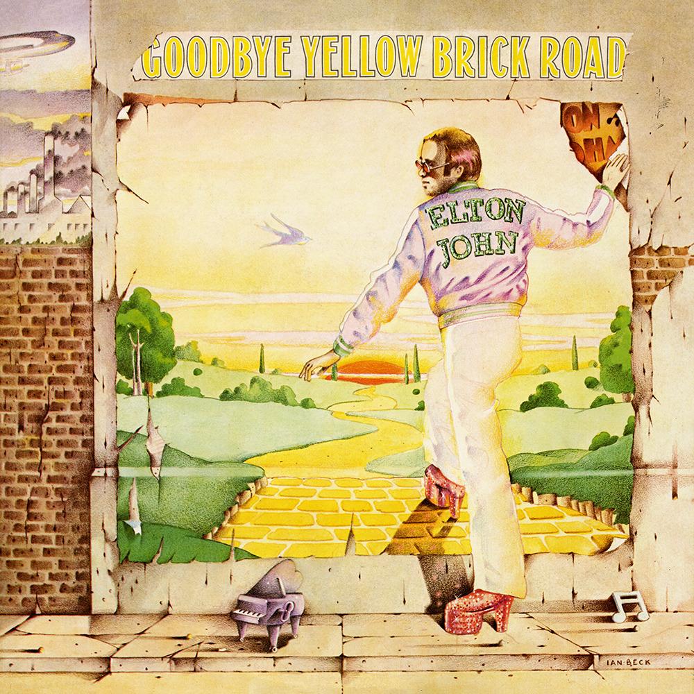 Elton John – Goodbye Yellow Brick Road Lyrics | Genius Lyrics