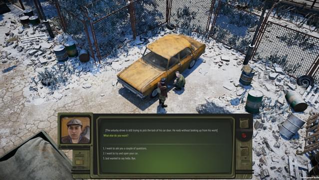 ATOM RPG: Trudograd auf GOG.COM
