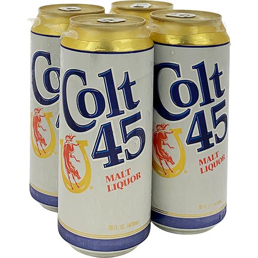 Colt 45 Malt Liquor | GotoLiquorStore