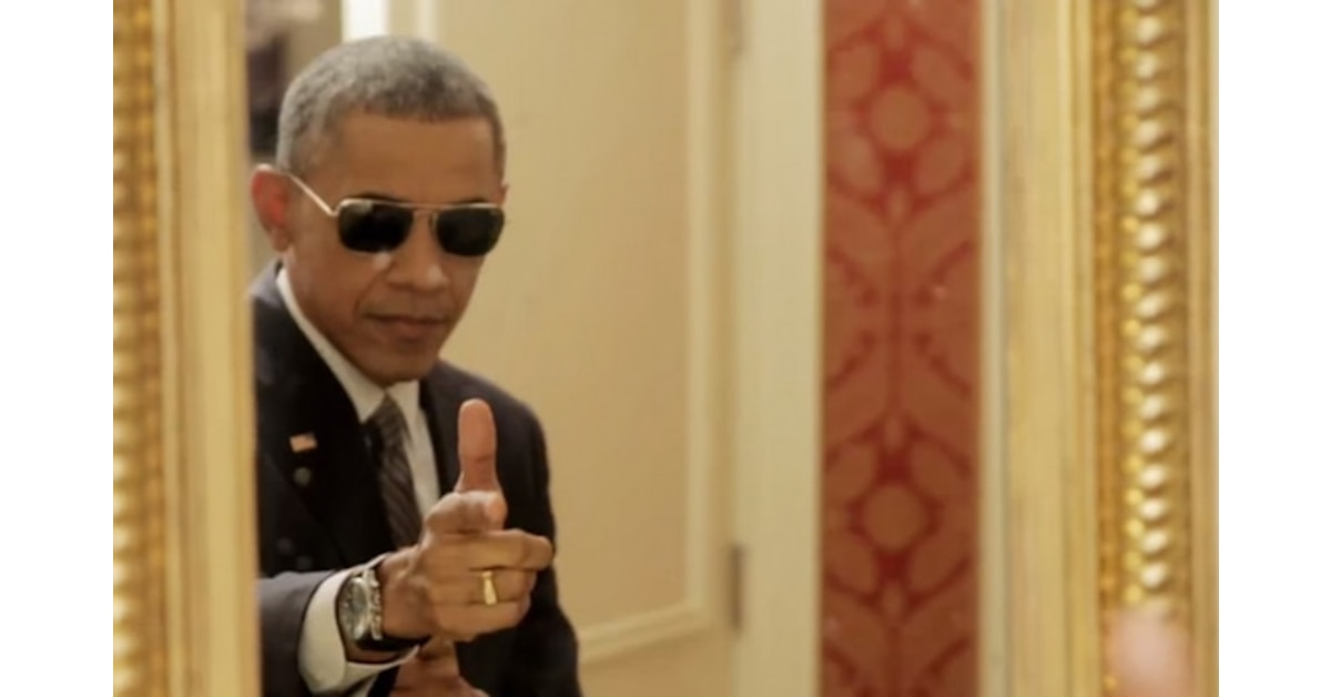 President Obama under fire after pointing fingers like a ...