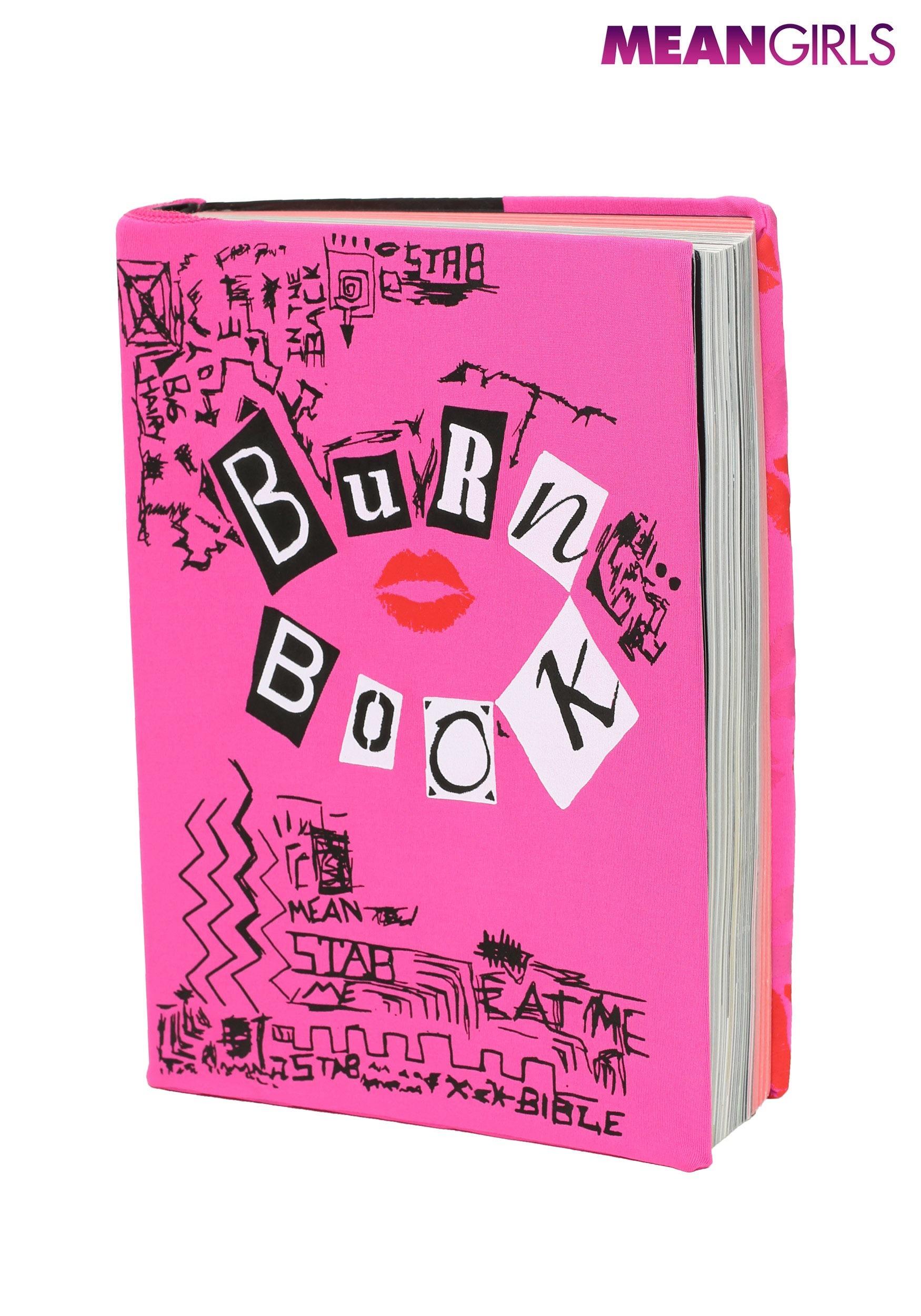 Mean Girls Burn Book