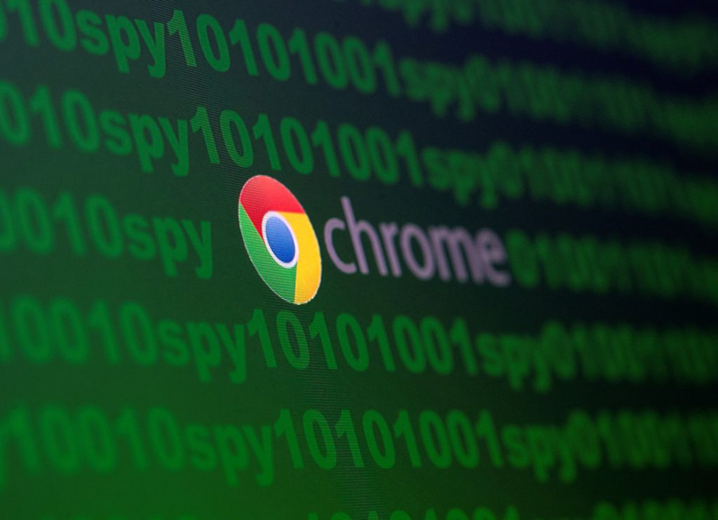Massive spying on users of Google's Chrome shows new security weakness…