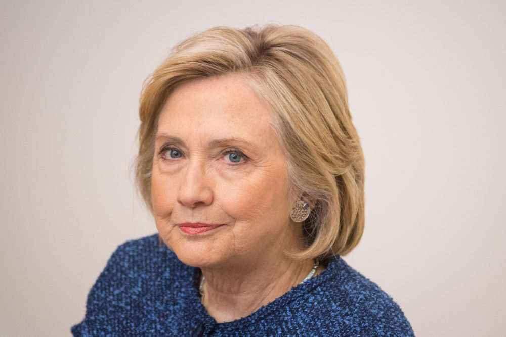 Hillary Clinton Penned A Heartfelt Year-End Message For ...