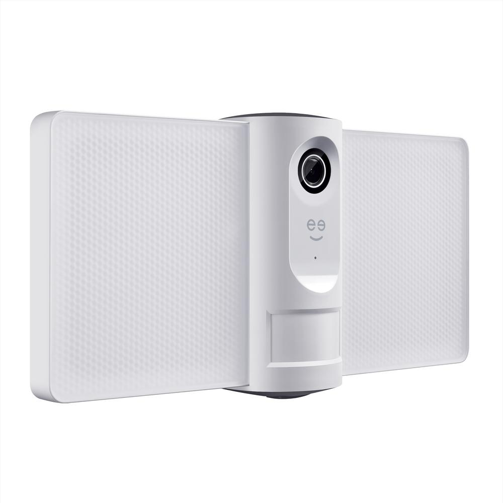 Geeni SENTRY Wired Standard Surveillance Camera with Smart ...