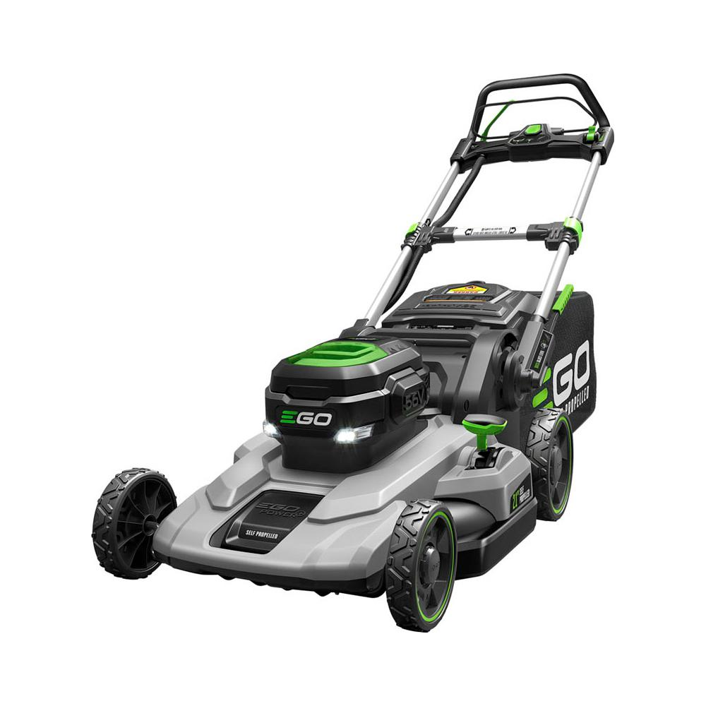 EGO 21 in. 56-Volt Lithium-ion Cordless Walk Behind lawn and garden mower