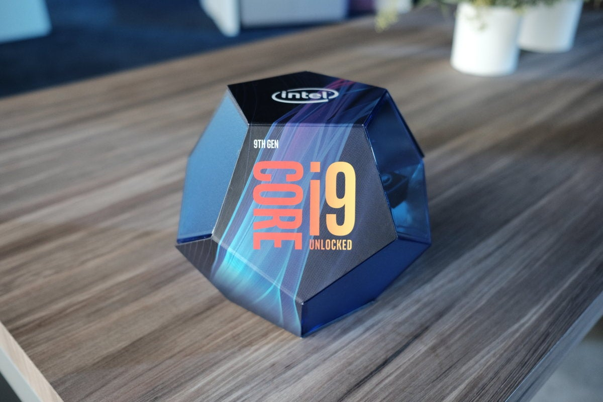 Intel debuts 9th-generation Core chips, including Core i9 ...