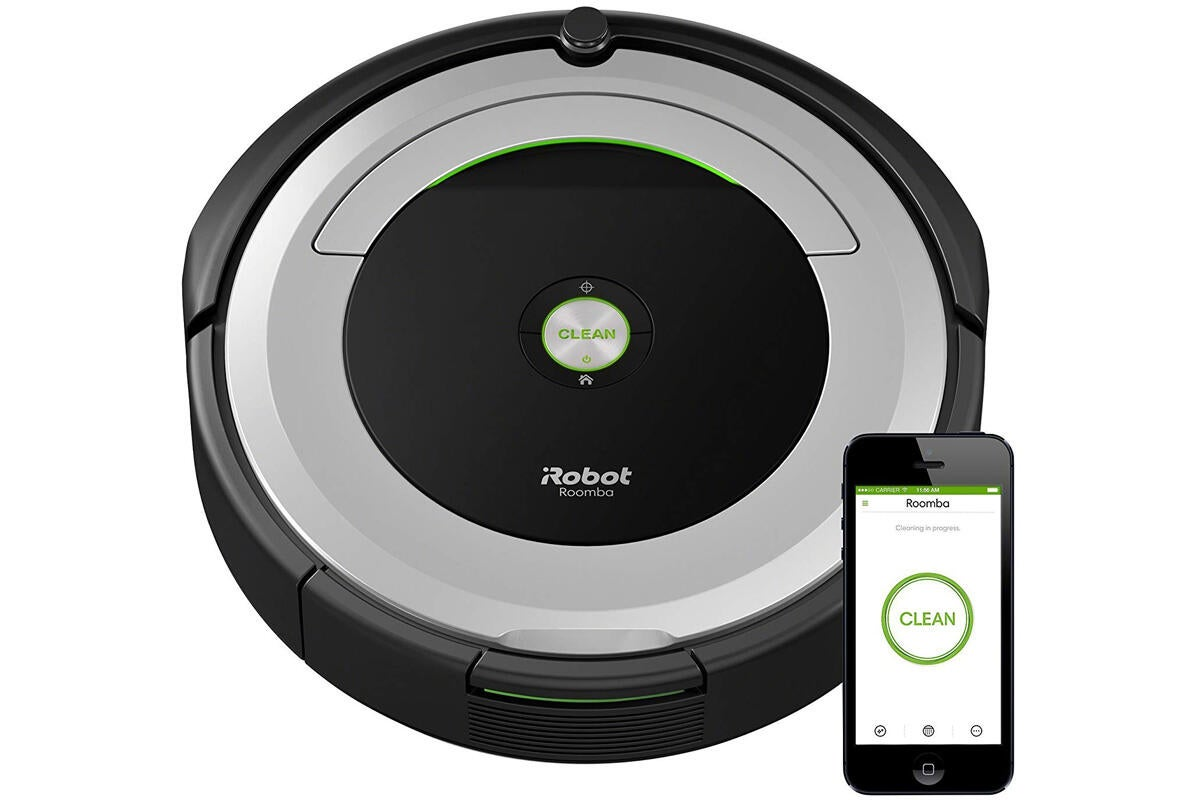 The awesome iRobot Roomba 690 is down to its lowest price ...