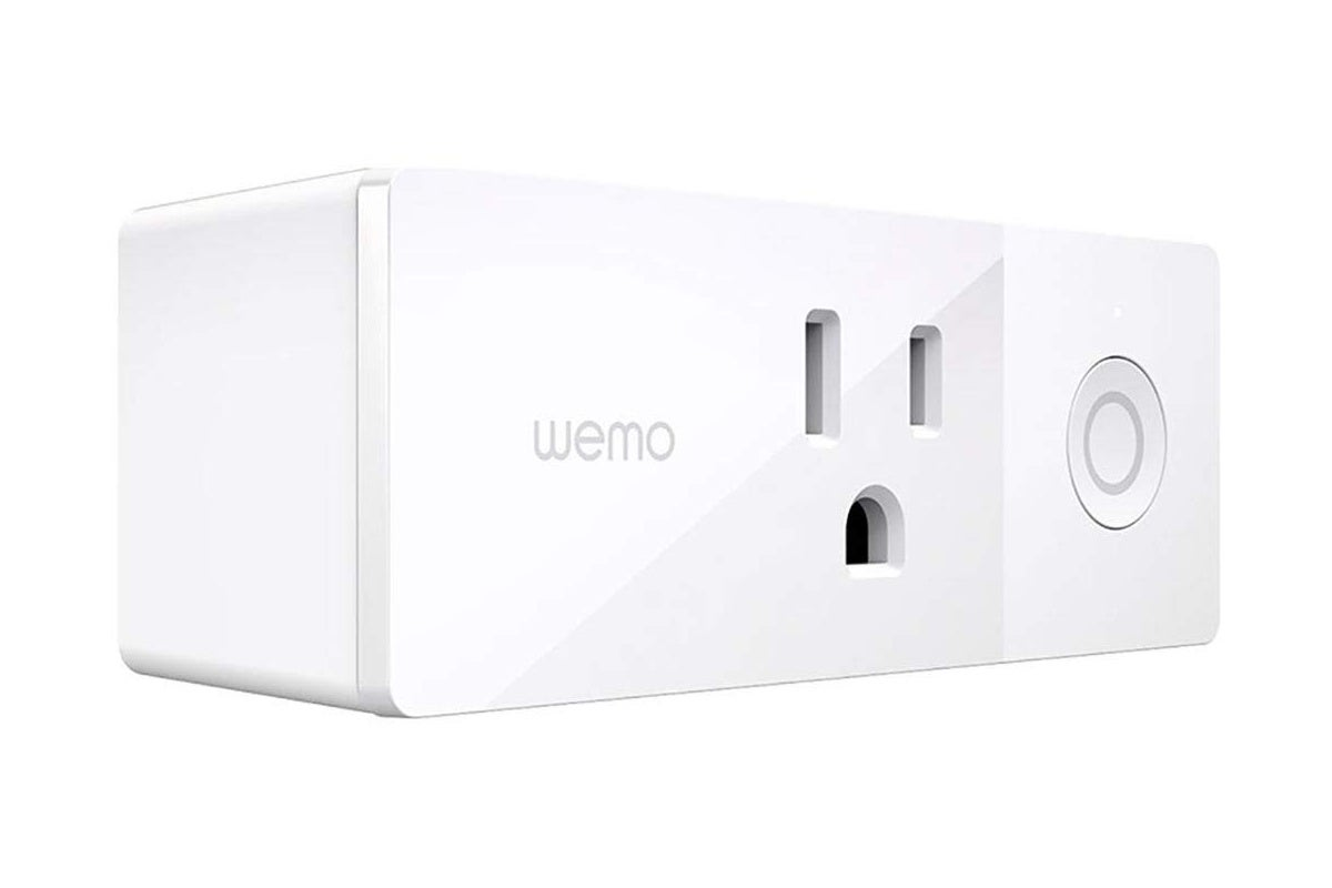 Belkin's Wemo Mini Smart Plug is $18 right now at Amazon ...