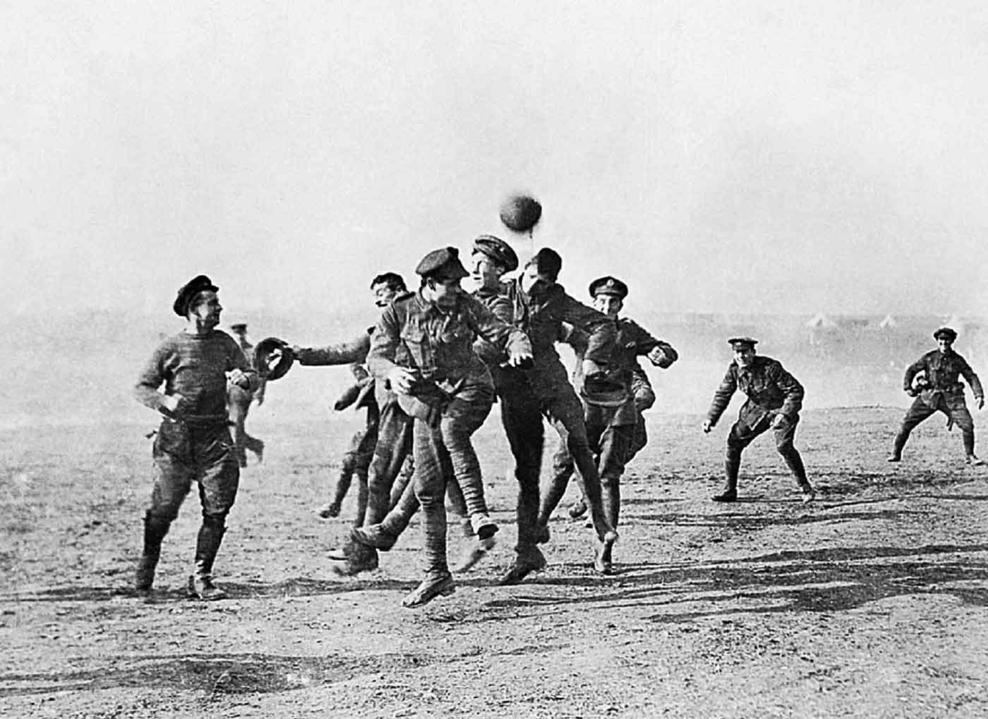 The Christmas Truce | Jacobin