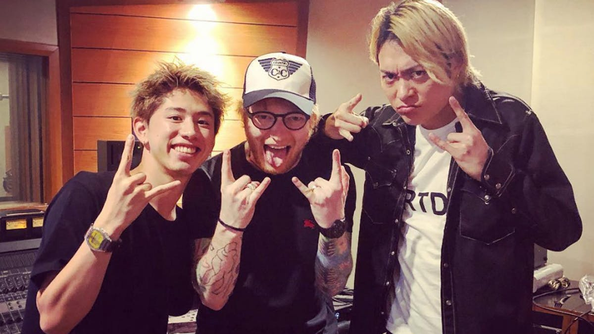 One OK Rock feat. Ed Sheeran (with Orchestra)