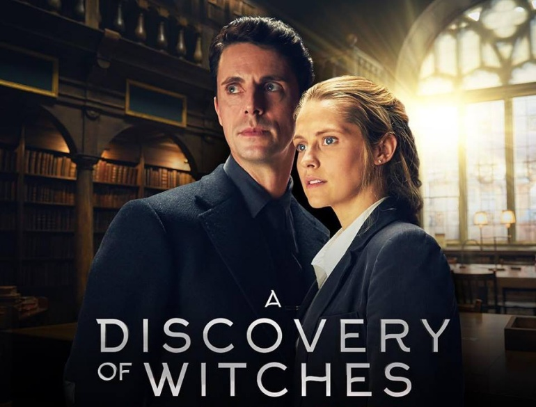 'A Discovery Of Witches' Renewed For Season 2