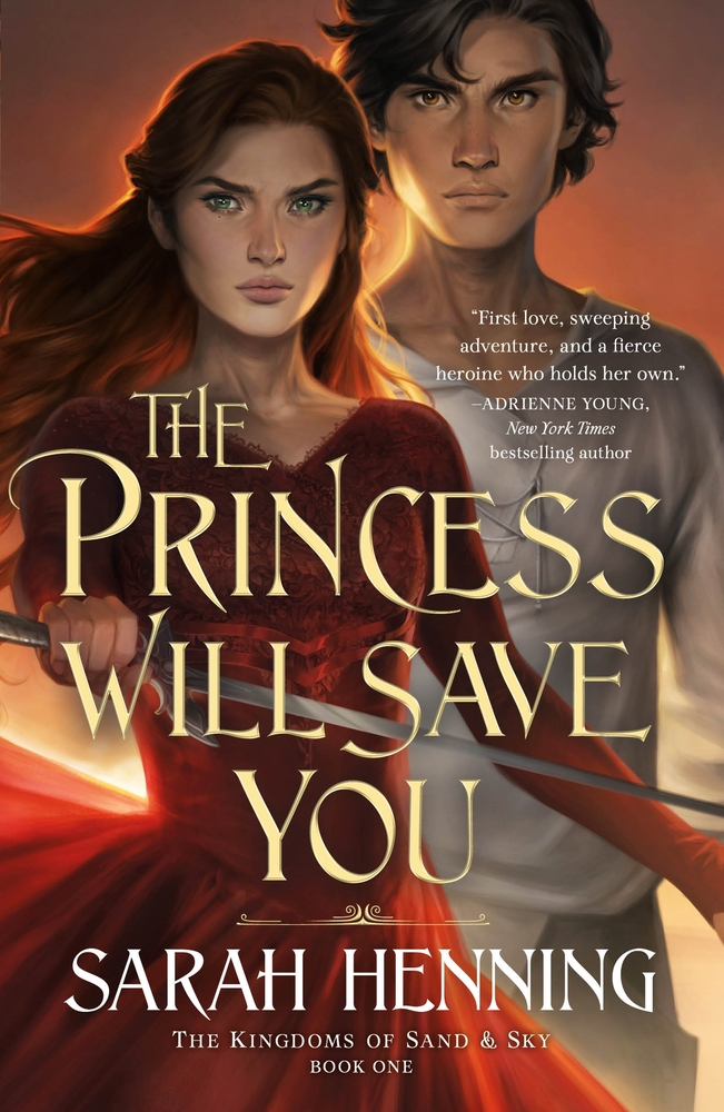 The Princess Will Save You | Sarah Henning | Macmillan